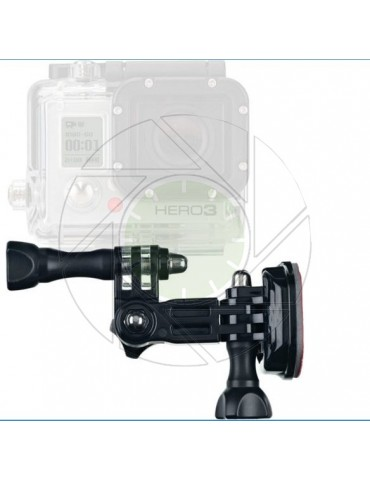 Helmet Side Mount For GoPro & Action Cameras