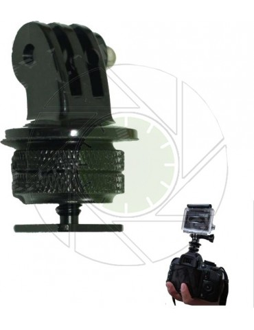 Hot Shoe Adapter For Compact Cameras, GoPro & Action Cameras