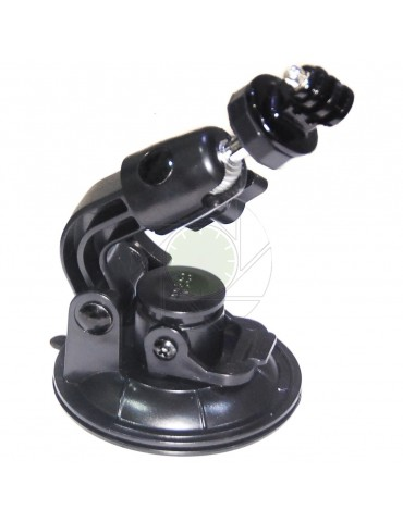Large (9cm) Suction Cup with GoPro Mount