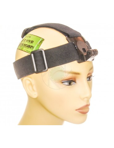 Adjustable Head Strap For GoPro & Action Cameras