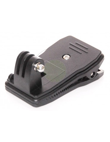 360° Clip Mount For GoPro & Action Cameras