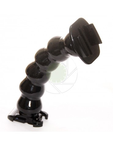 Adjustable Gooseneck For GoPro & Action Cameras
