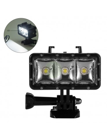 LED Light For GoPro® Hero / SJCAM Action Cameras