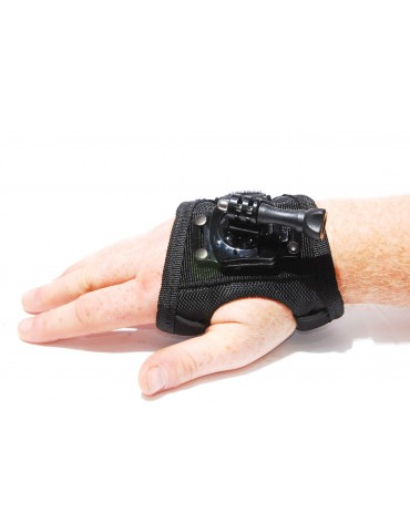 360° Wrist Glove Mount For GoPro & Action Cameras