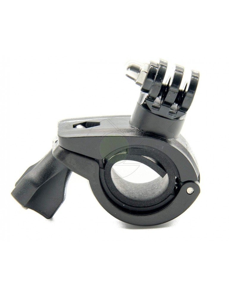 SJCAM, Xiaomi etc. Use Handlebar Tube Mount for GoPro and other Action Cameras