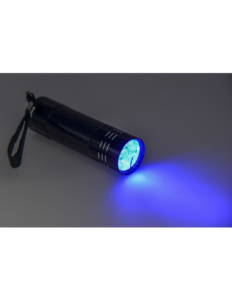 Ultra-Violet Torch - Great For Light Painting, Spotting Fraud & Ghost Hunting