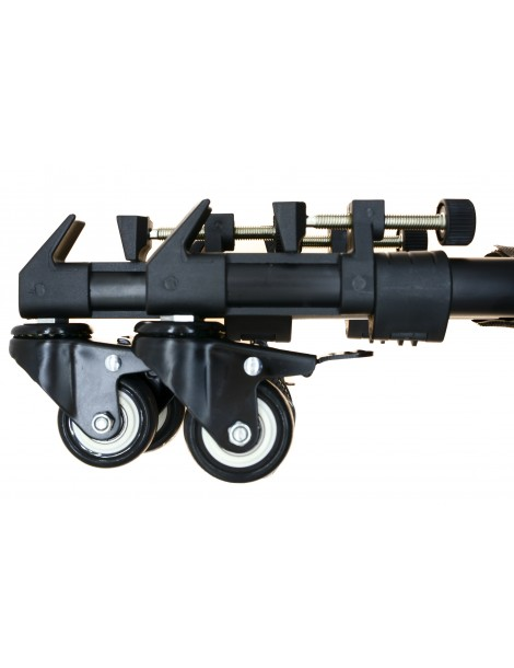 PROtastic Rolling Spider Cine Tracking Dolly for Tripod