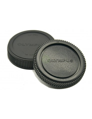 Rear Lens Cap & Body Cap...