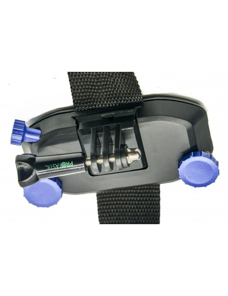 Rucksack Strap Mount For Action Cameras (inc. GoPro) With Quick Release