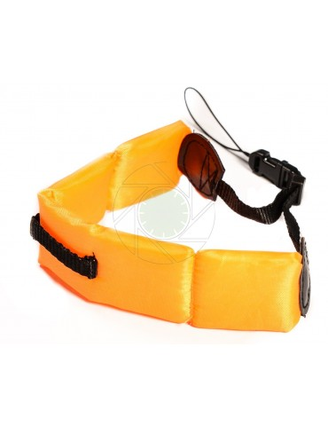 Floating 'Parachute' Buoyancy Aid For GoPro Action Cameras