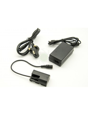 PROtastic ACK-E6 DSLR AC Power Supply & Dummy Battery (for Canon 5D Mk III/5D Mk II/6D/7D/60D/60Da)