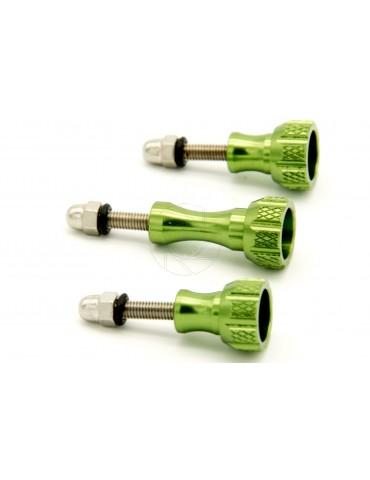 Aluminium Thumb Screws (3 pack)