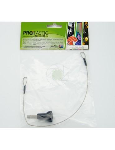 Wire Safety Tether & Screw