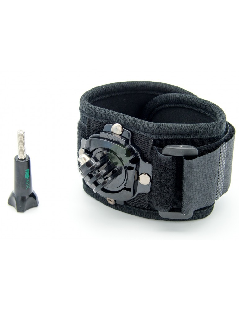 Wrist/Ankle Band Mount with 360 Rotate