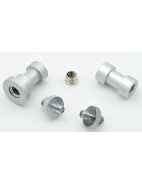 5pc Camera Screw Adapter Kit