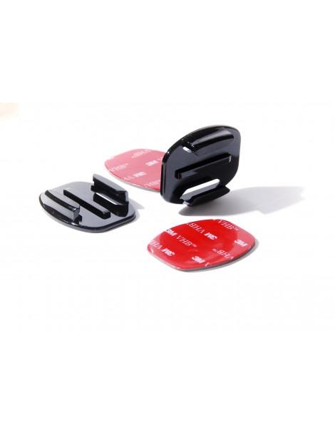 Flat Mounts & 3M Sticky Pads