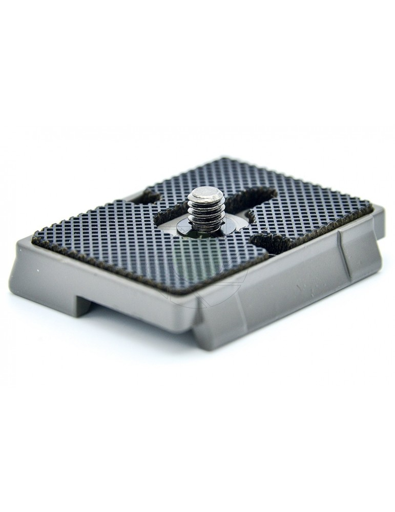 Camera Quick Release Plate Metal 1//4 Screw Quick Release Plate Compatible for Manfrotto 3157N 3030 3130 3160 3262QR