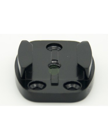 Aluminium Flat Surface Mount For GoPro & Action Cameras